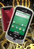 Sprint adds the Samsung Moment and Sanyo SCP-3810 to its catalogue