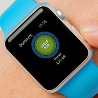 You can now order a Domino's pizza with just one tap on your Apple Watch