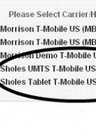 T-Mobile to receive GSM version of Motorola Sholes?