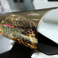 This LG rollable display prototype gives us a taste of things to come