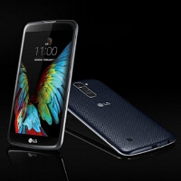 LG K Series with