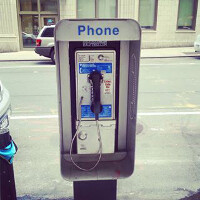 500 New York City Pay Phones will be converted to free Wi-Fi kiosks by July