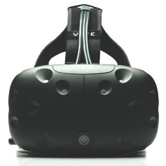 HTC Vive Pre is the company's second virtual reality headset, should be released in April