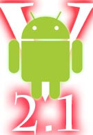 Android version 2.1 in the works