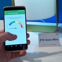 ZTE Axon Mini hands-on