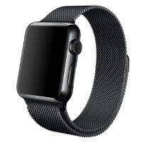 Black Milanese loop makes a premature appearance on Apple Stores, expected to go on sale in a week