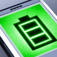 Mobile device battery of the future could charge while the user walks around the block