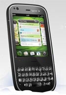 An ad by Sprint reveals the Palm Pixi sports Wi-Fi