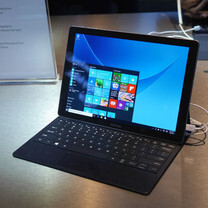 Samsung Galaxy TabPro S hands-on: a Surface competitor?