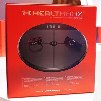 Up-close and sweaty with the Under Armour HealthBox by HTC
