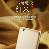 Xiaomi Redmi 3 to sport the Snapdragon 616 SoC under the hood
