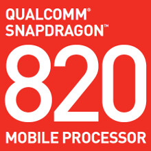 Snapdragon 820 chipset with