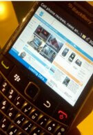 Hands on with the RIM BlackBerry Bold 9700