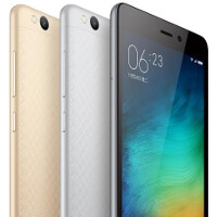 Xiaomi Redmi 3 officially announced with 5-inch HD screen and 4100mAh battery