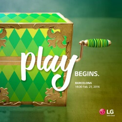 LG invited us to a Feb 21 2016 event in Barcelona, but what does a music box have to do with the LG G5?