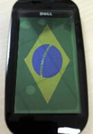 Dell´s first Android-based cell phone heads for Brasil, sports Wi-Fi and 3G