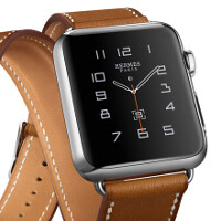 The online Apple Store will offer the Hermes Apple Watch edition starting Friday