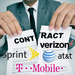 Verizon vs AT&T vs T-Mobile vs Sprint: data plans and phone payments compared