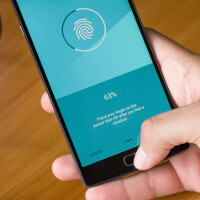 Updated: Think your Android smartphone with fingerprint ...