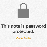 Here's how to lock your notes with a password or a fingerprint in iOS 9.3