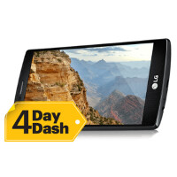 Sprint's 4-Day Dash starts today; save a minimum of $200 on the LG G4 with a working trade-in
