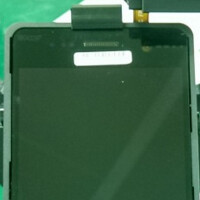 Samsung Galaxy S7 front panel, front-facing camera both surface in leaked photos?