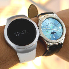 Samsung releases Gear S2 Classic Rose Gold and Platinum smartwatches