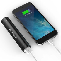 8 small, light, portable power banks and battery packs