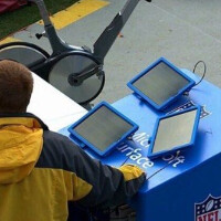 Was a malfunctioning Surface Pro responsible for the Patriots' loss to the Broncos yesterday?