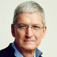 Cook says to expect history in April when iPhone sales will show a year-over-year decline