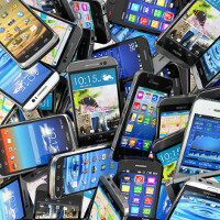 IDC: Smartphone shipments hit a record 1.43 billion units in 2015