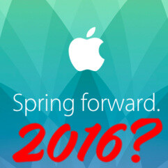 Apple rumored to hold a mid-March keynote: iPhone 5se, iPad Air 3, and Apple Watch 2 coming?