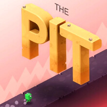 Ketchapp's new endless runner, The Pit, is a test for skills... and sanity