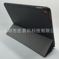 Case for Apple iPad Air 3 surfaces revealing cutouts for quad-speakers and Smart Connector