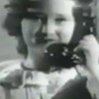 Yes kids, phones used to have wires and dials as this 1936 newsreel shows