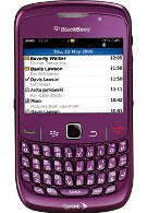 Sprint to join Verizon in offering the BlackBerry Curve 8530