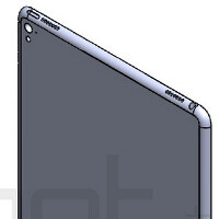 Drawing of Apple iPad Air 3 confirms that the slate is a smaller version of the iPad Pro