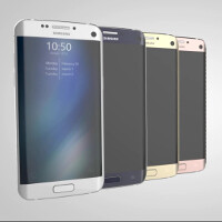 Render pictures of the shiny Samsung Galaxy S7: the best ones and the alleged real thing