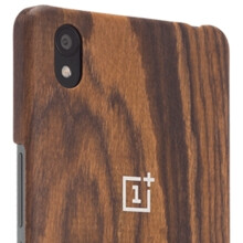 OnePlus X now comes with a free Rosewood case (Valentine's Day promotion)