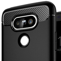 A G5 Spigen case render zooms in on the rear of LG's next big thing