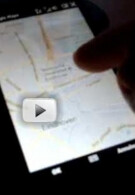 Video shows HTC HD2's compass function