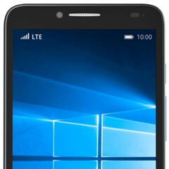 First Windows 10 phone on T-Mobile, the Alcatel OneTouch Fierce XL, could be launched this week