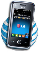 AT&T to offer the LG GM730F?