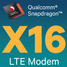 Eat my dust, Samsung: Qualcomm reveals a breathtaking 1Gbps X16 LTE radio modem