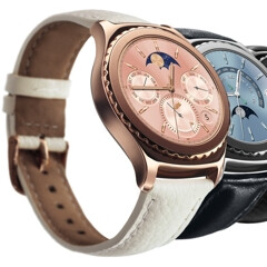 Need some bling? Samsung Gear S2 Classic Rose Gold and Platinum will launch tomorrow in the US