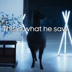 Teaser: Samsung Galaxy S7 unboxed by a llama and a 4 year old kid (for real)