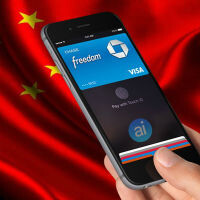 Apple Pay officially expands to China, but the country may not care