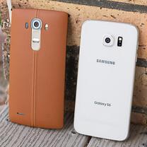 Samsung Galaxy S6 vs LG G4 blind camera comparison: beautiful Barcelona edition