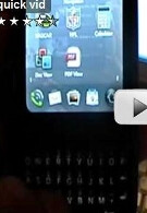 Video shows Palm Pixi running on webOS 1.3.1