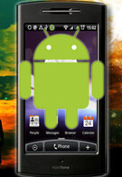Garmin to roll out an Android-based handset in 2010?